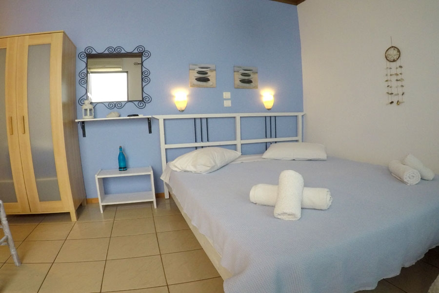 Equipped Spacious Studios, Ostria hotel Skala Potamia Thassos apartments studios rooms